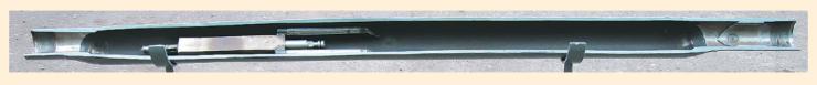 Рис. 2. Мандрель в разрезе