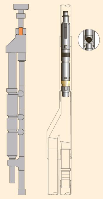 Рис. 13. Обратный клапан