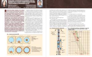 Промыслово-геофизические исследования и контроль динамики работы залежи в режиме реального времени с использованием оптоволоконного кабеля