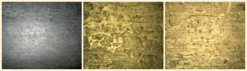 Рис. 8. Коррозионное поражение внутренней поверхности трубы после одного года эксплуатации на Кокуйском м/р