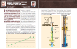 Повышение эффективности эксплуатации скважин по технологии ОРДиЗ в НГДУ «Альметьевнефть» ПАО «Татнефть»