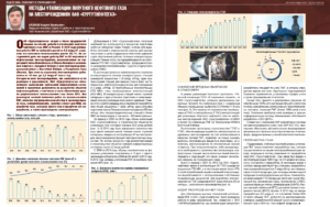 Методы утилизации попутного нефтяного газа на месторождениях ОАО «Сургутнефтегаз»