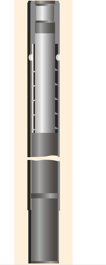 Рис. 6. Гидроциклонный сепаратор