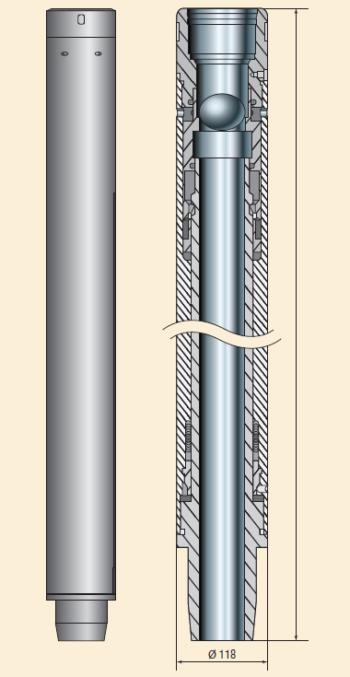Рис. 4. Разъединитель колонны универсальный (РКУ)