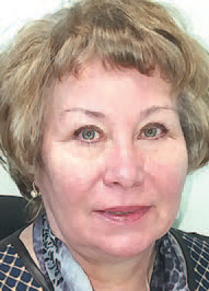 ИБРАЕВА Елена Васильевна