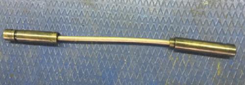 Рис. 15. Канатная штанга