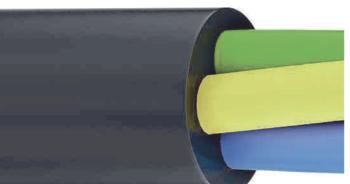 Рис. 5. Конструкция кабеля ELKAFLEX