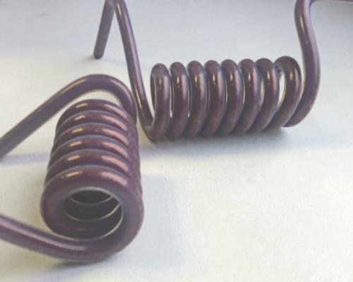 Образцы кабеля КИФБП-200 после испытания на стойкость