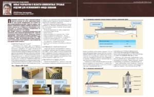 Новые разработки в области композитных трубных изделий для осложненного фонда скважин