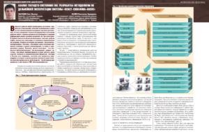 Анализ текущего состояния ГНО. Разработка методологии по дальнейшей эксплуатации системы «пласт-скважина-насос»