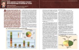 Оценка надежности трубопроводного транспорта нефтегазодобывающих организаций ПАО «ЛУКОЙЛ»