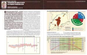 Осложнения при добыче нефти на Среднеботуобинском НГКМ