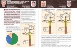 Применение блочно-компрессорных установок для откачки газа из затрубного пространства скважин с целью оптимизации работы ГНО и увеличения КИН