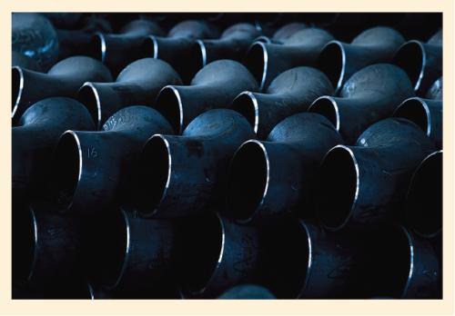 Рис. 1. Производство СДТ малого и среднего диаметров