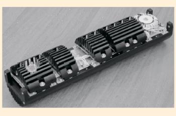 Рис. 2. Внешний вид генератора импульсов СПС УЭМЗ-1