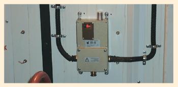 Рис. 3. Термостат УВТР-10Б взрывозащищенного исполнения