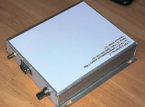 Рис. 9. Программно-определяемый радиомодем