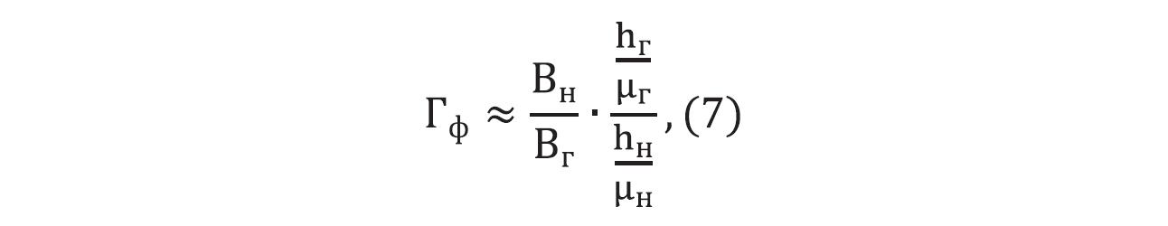 критическое значение газового фактора при эксплуатации скважин в подгазовой зоне