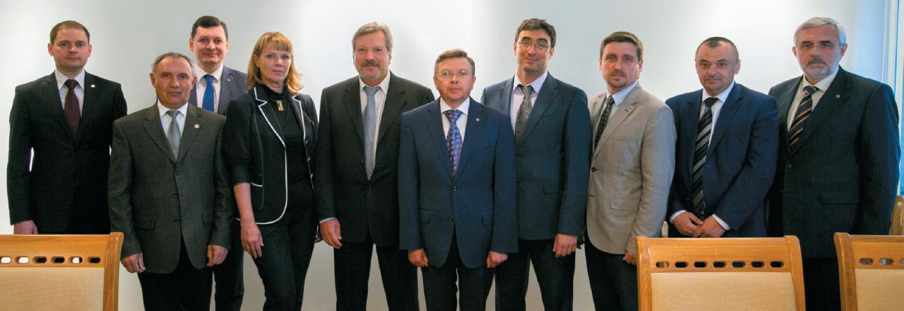 Открытие новой секции SPE в городе Гомеле (Республика Беларусь)