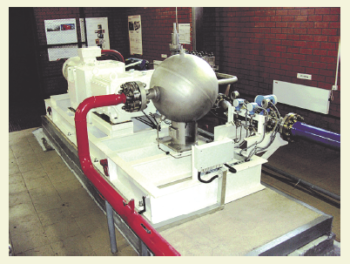Рис. 4. Насосные агрегаты объемного действия DP 410-125 (Wepuko)