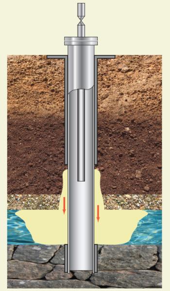 Рис. 2. Технология РИР с использованием реагента «Витам»