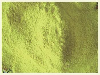 Рис. 3. Порошок полиалюминия хлорида