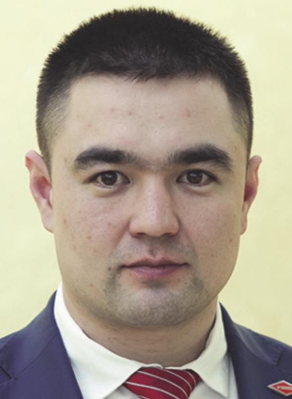 ХАЛИЛОВ Руслан Рамилевич