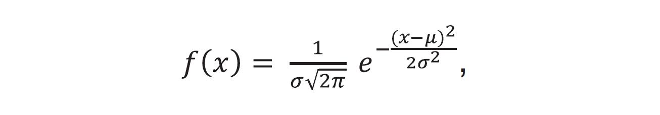 Кибирев - функция Гаусса