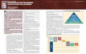 Прогнозирование СНО и МРП УЭЦН и определение технического предела работы оборудования