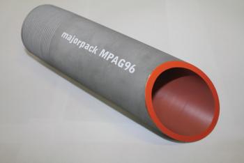 Рис. 3. Защитное покрытие Majorpack MPAG96