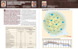 Исследование возможности применения полимерного заводнения на карбонатных коллекторах Мещеряковского месторождения