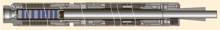 Рис. 5. Разработка линейного вентильного двигателя