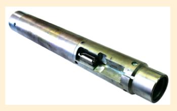 Рис. 8. Клапан перепускной управляемый электрический штуцируемый (КПУЭ-Ш)