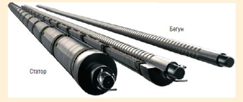 Рис. 6. Конструктивные элементы Линейного двигателя, Китай 2015 г.