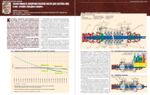 Эффективность внедрения насосов Sulzer для системы ППД в ООО «ЛУКОЙЛ-ЗАПАДНАЯ СИБИРЬ»