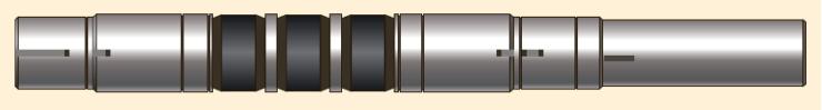 Рис. 21. Пакер ПРО-Ш-М-С с регулируемой нагрузкой посадки