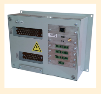Рис. 3. Порты для подключения внешних устройств