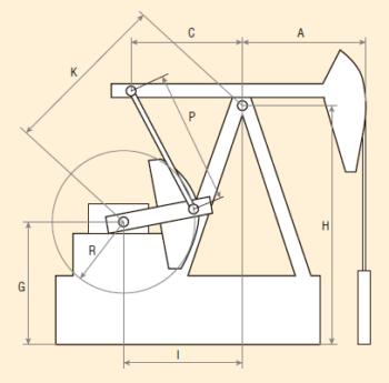 Рис. 6. Учет геометрии наземных приводов