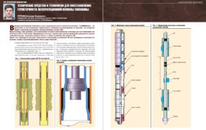 Технические средства и технологии для восстановления герметичности эксплуатационной колонны скважины