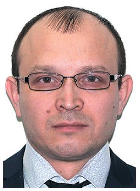 ВАЛИШИН Ильгиз Фанирович