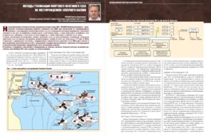 Методы утилизации попутного нефтяного газа на месторождениях Северного Каспия