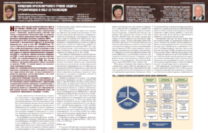 Концепция прогнозируемого уровня защиты трубопроводов и опыт ее реализации