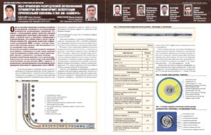 Опыт применения распределенной оптоволоконной термометрии при мониторинге эксплуатации горизонтальной скважины в ПАО АНК «Башнефть»