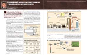 Реализация единого протокола ТМС и единых технических требований к системам погружной телеметрии