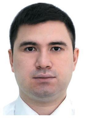 САЛОМОВ Искандер Пулатович