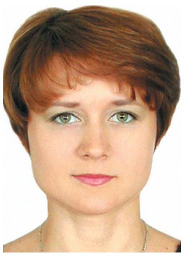 ШАМСУТДИНОВА Елена Васильевна