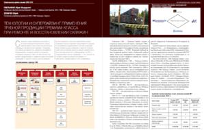 Технологии и супервайзинг применения трубной продукции премиум-класса при ремонте и восстановлении скважин