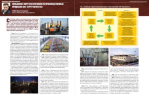 Повышение энергоэффективности производственных процессов ОАО «Сургутнефтегаз»
