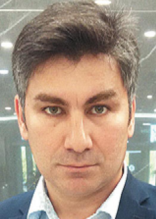 ЁЛБАРСОВ Дамир Базарович