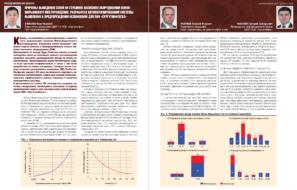 Причины выпадения солей на ГНО Южно-Нюрымского месторождения. Разработка автоматизированной системы выявления и предупреждения осложнений для ПАО «Сургутнефтегаз»